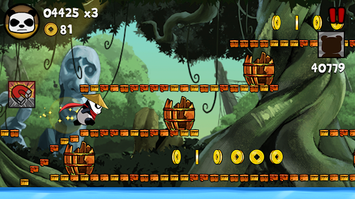 Panda Run for PC