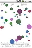 Screenshot of Bubble Tap FREE