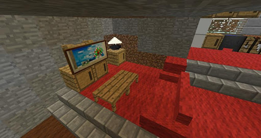 Cool Furniture Ideas Minecraft