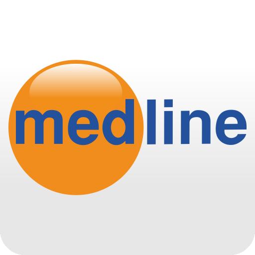 MEDLINE 醫療 App LOGO-硬是要APP