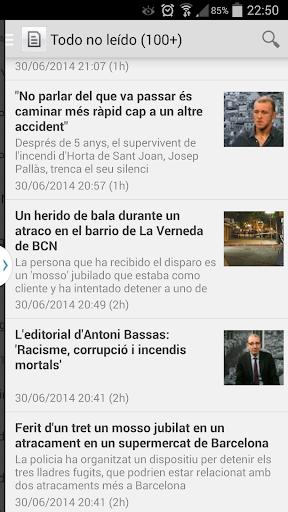 Prensa de Cataluña