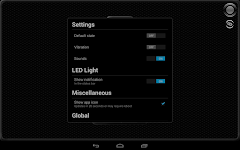 screenshot of TF: LED Light Classic