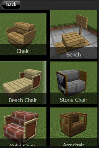 Furniture: Minecraft Edition - screenshot