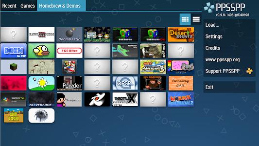 PPSSPP Gold - PSP emulator v0.9.7.1