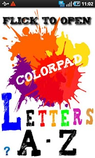 ColorPad Letters- screenshot thumbnail