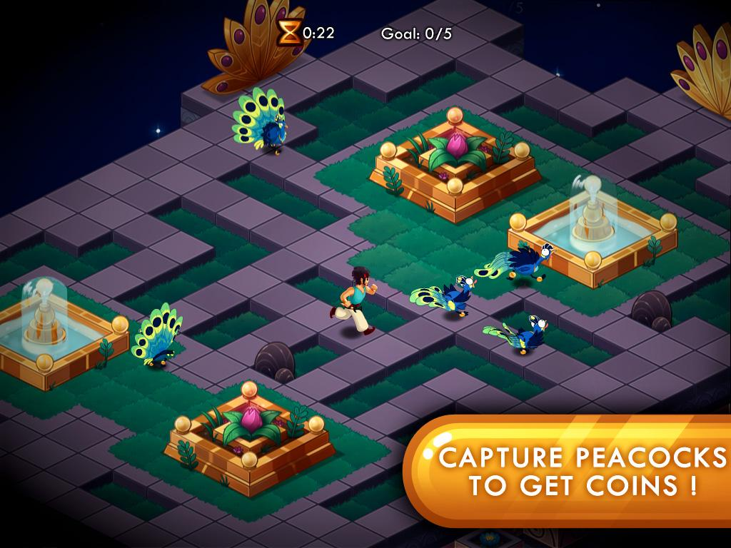 Treasure Tower Sprint - screenshot