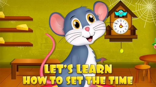 Kids Time Telling - Clock Game