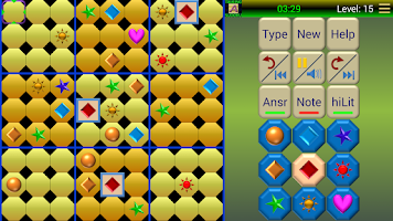 Screenshot of Sudoku free HD by Acropa