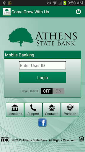 Athens State Bank Mobile
