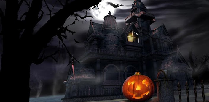 Halloween wallpaper animato