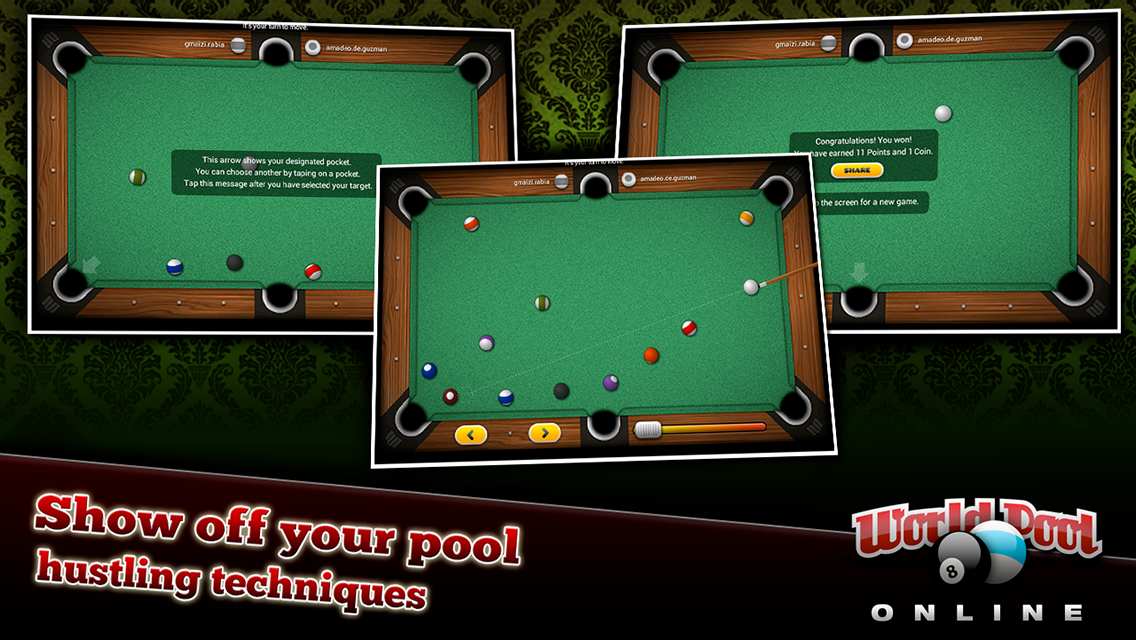 world pool online