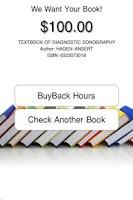 Screenshot of Sell Books Dalhousie