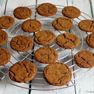 The Best Ever Ginger Snaps