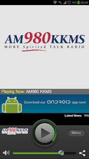980 KKMS-AM - screenshot thumbnail