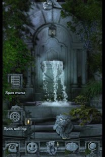 Apex/GO Theme: Gothic - screenshot thumbnail
