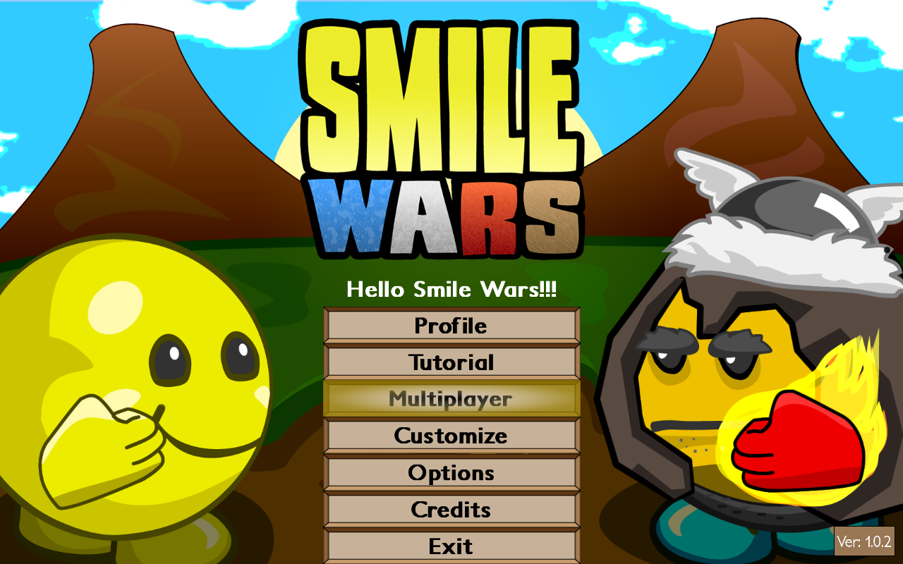 Smile Wars- screenshot