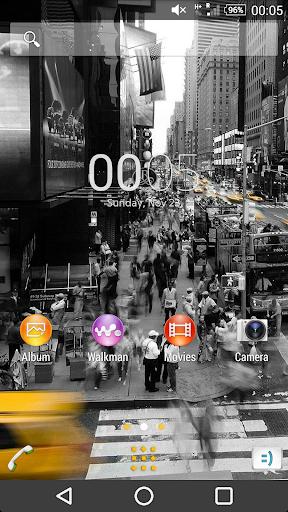eXperianZ Theme - NY City