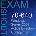 ExamShout: 70-640 logo