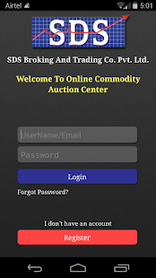 SDS Commodity Online Auction- screenshot thumbnail