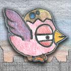 Doodle Bird: Flappy's Circus icon
