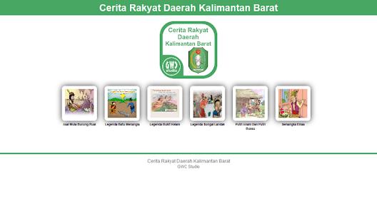 Image Result For Cerita Dongeng Rakyat Kalimantan