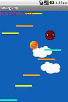Screenshot of SmileyJump