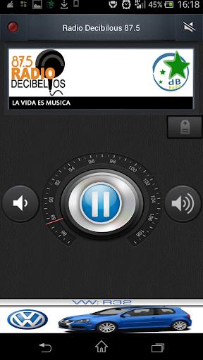 玩媒體與影片App|RADIO DECIBELIOS免費|APP試玩
