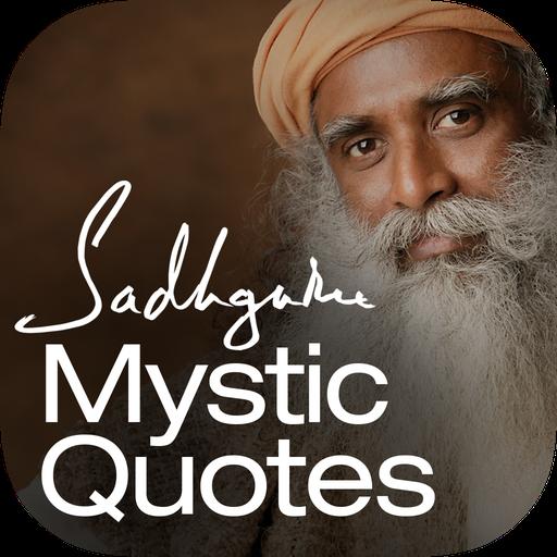 Mystic Quotes - Sadhguru 生活 App LOGO-硬是要APP