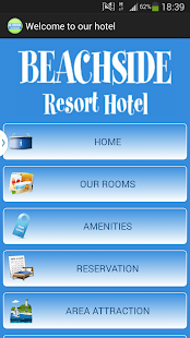 BEACHSIDE RESORT HOTEL- screenshot thumbnail