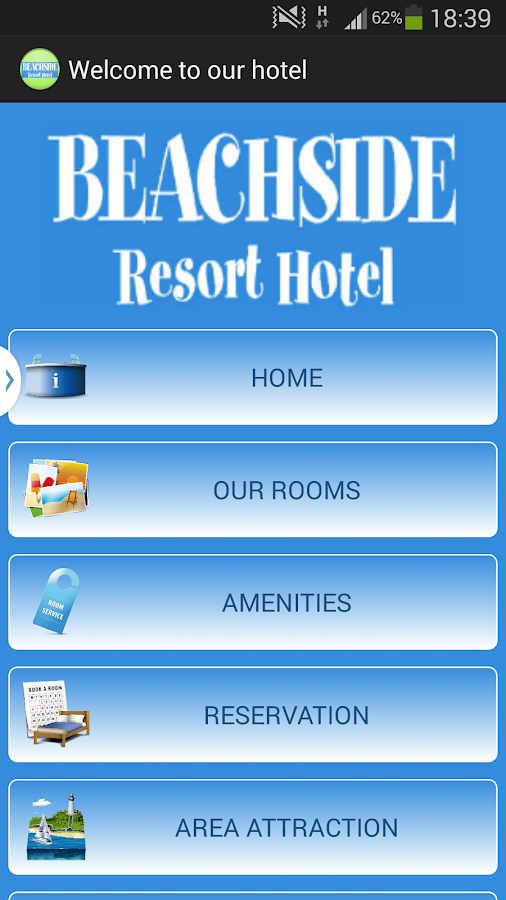 BEACHSIDE RESORT HOTEL- screenshot