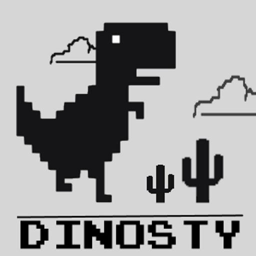 Cute Dino Run-aka Run Dino Run 休閒 App LOGO-硬是要APP