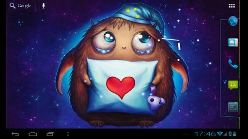 【免費個人化App】Booboo Live Wallpaper-APP點子