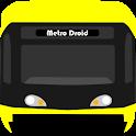 Metro Droid (São Paulo) logo
