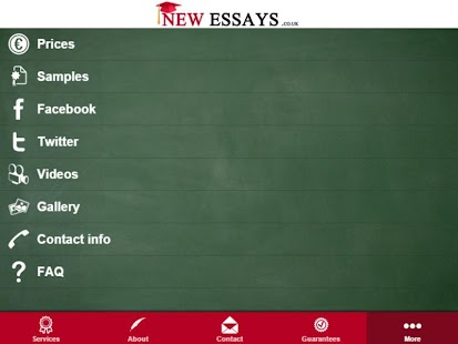 new essays android apps on google play new essays screenshot thumbnail