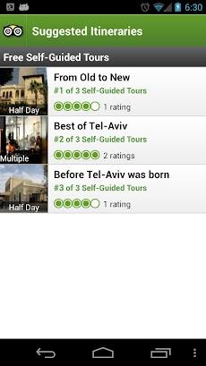 Tel Aviv City Guideのおすすめ画像4
