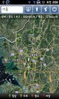 Screenshot of Korea Radiation