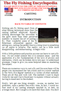 Fly Fishing Encyclopedia- screenshot thumbnail