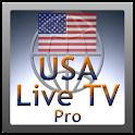 USA Live TV Pro logo