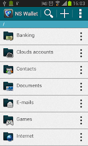 NS Wallet Password Manager App v2.02