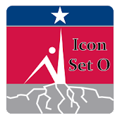 Icon Set O ADW/Circle Laun/DVR