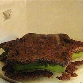 Microwave Mississippi Mud Cake II