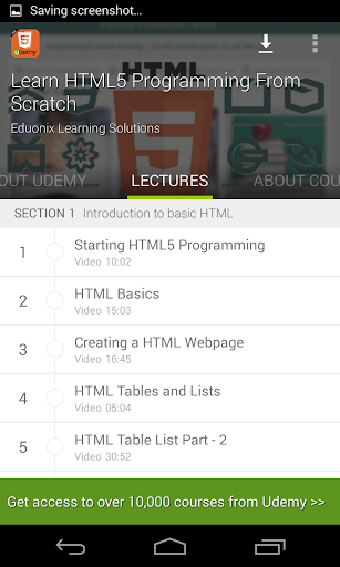 Learn Free HTML5 Tutorials