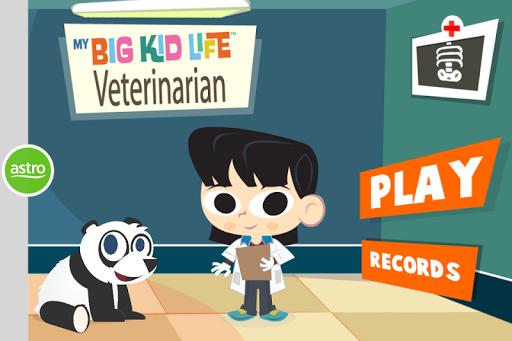 Big Kid Life Veterinarian