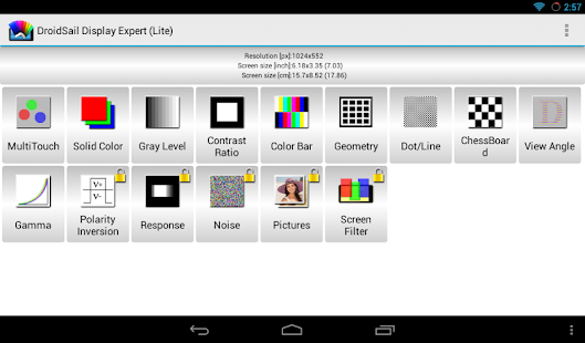 DS Display Expert(Lite) - screenshot thumbnail