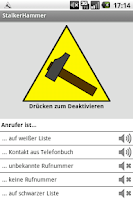 Screenshot of Stalker Hammer