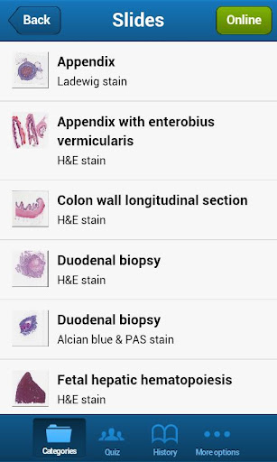 【免費醫療App】smart Histology-APP點子