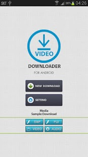 Video Downloader For Android - screenshot thumbnail