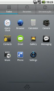 Extreme Theme GO Launcher EX - screenshot thumbnail