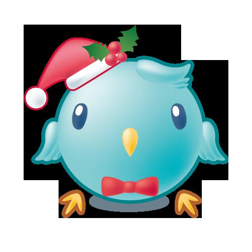 Tweecha Theme:Christmas Icon