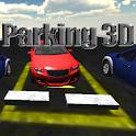 Parking 3D logo